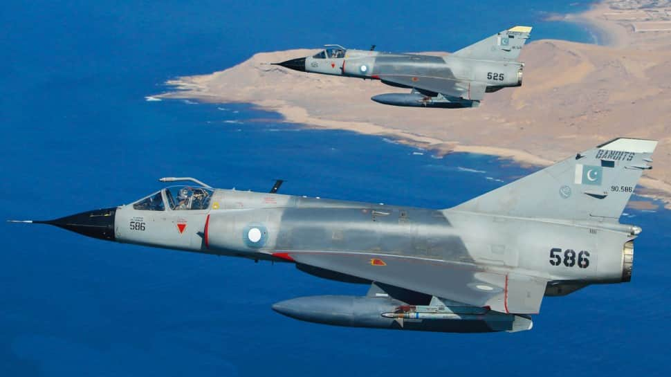 Pakistan Air Force to buy 36 retired Mirage V jets from Egypt as IAF gets ready to deploy Rafale