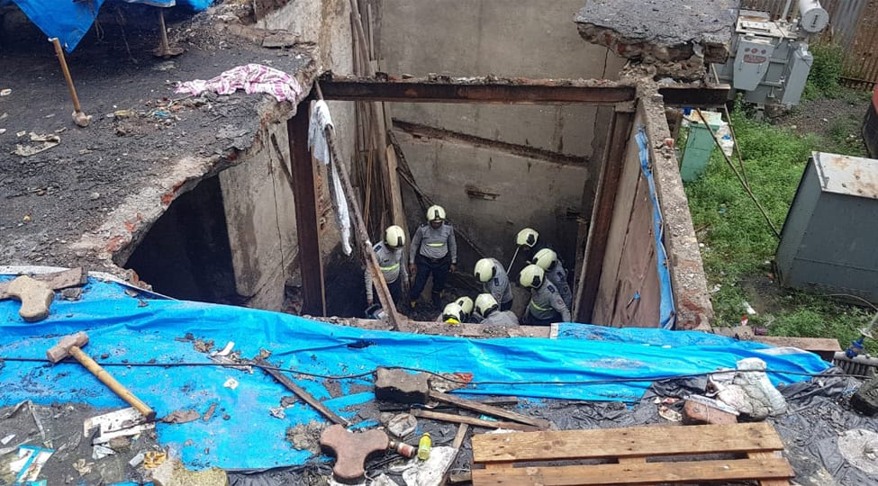 House collapses in Palghar's Dongari, one dead