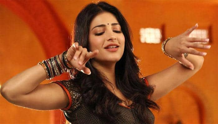 Shruti Haasan rocks the UK