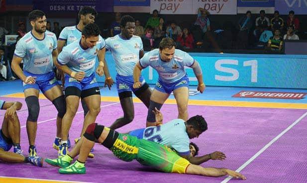PKL 7: Pardeep Narwal stars as Patna Pirates thrash Tamil Thalaivas 51-25