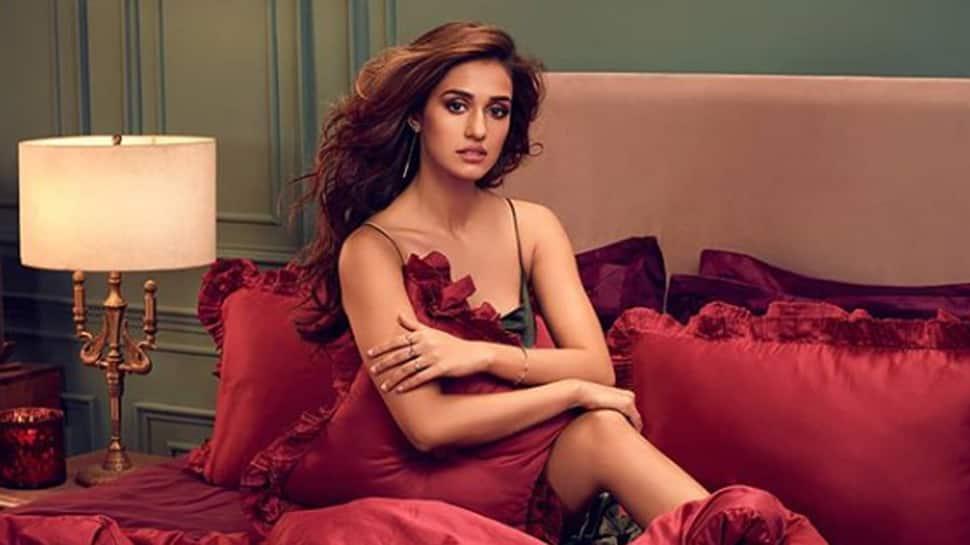 Disha Patani slays in a hot pink Calvin Klein monokini—Pic proof