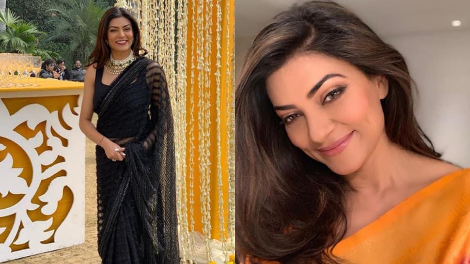 Sushmita Sen twirls in a saree, looks fab in video—Watch