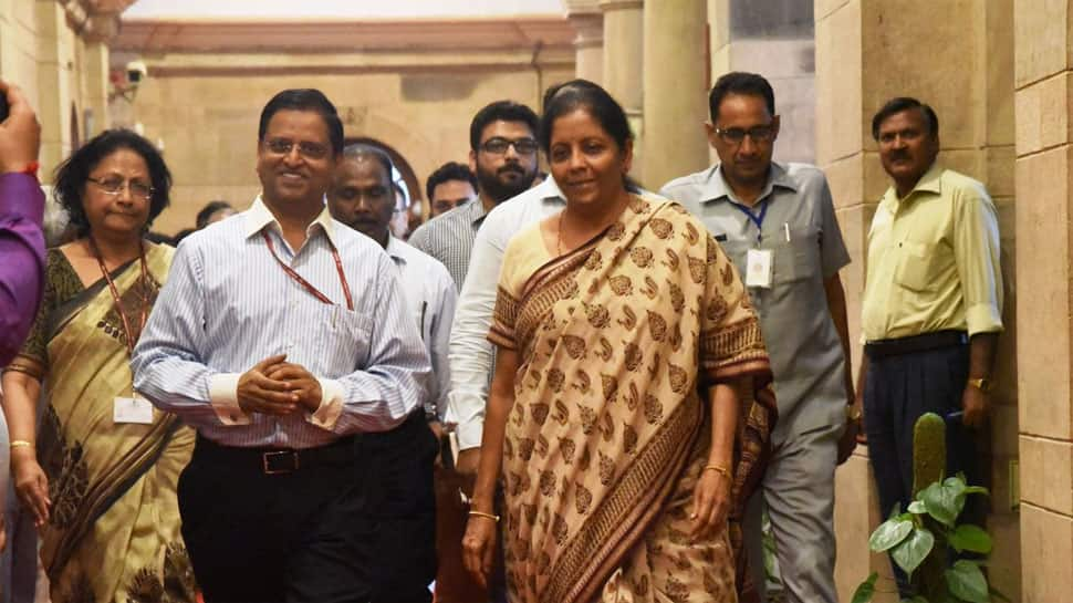 FM Nirmala Sitharaman to address media today; list actions of 100 days of Modi 2.0