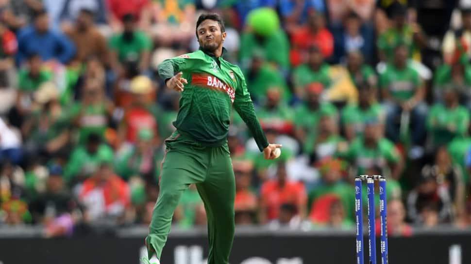 Bangladesh captain Shakib Al Hasan takes blame for Afghanistan loss