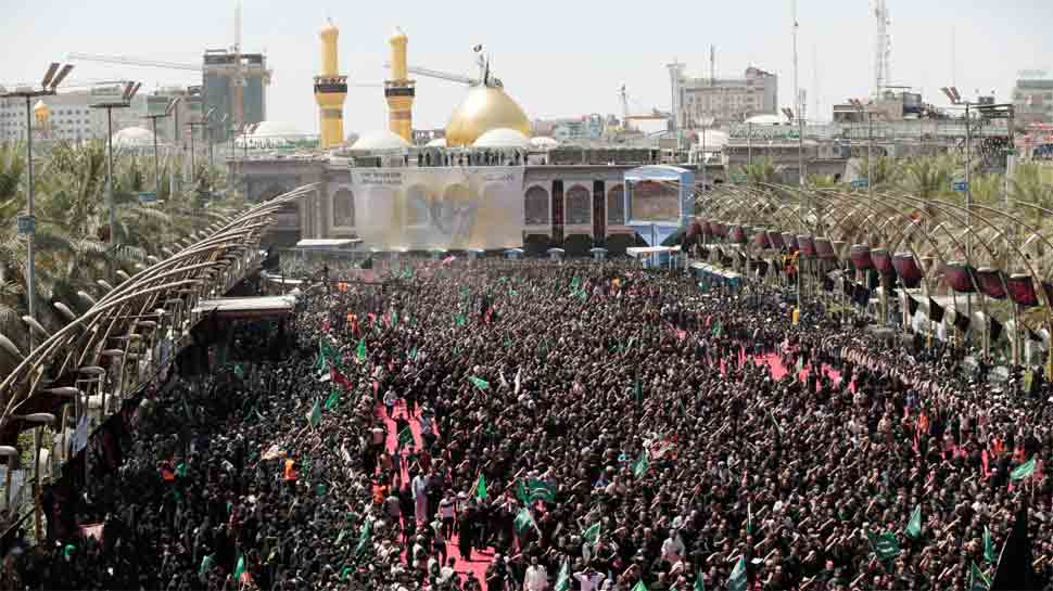 31 die during stampede at Ashura rituals in Iraq's Kerbala