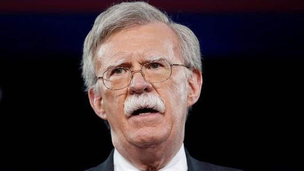 Donald Trump fires hardline national security adviser John Bolton