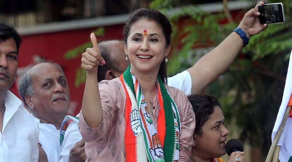 Sanjay Nirupam requests Urmila Matondkar to reconsider resignation