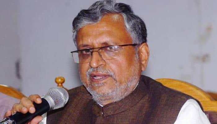 Nitish Kumar is NDA's captain in Bihar, no change needed: Sushil Kumar Modi
