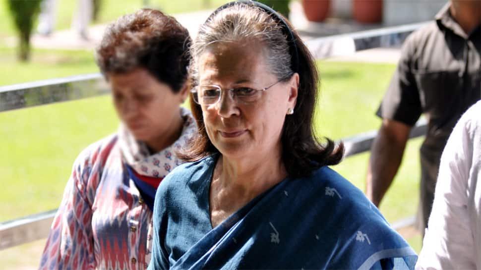 Sonia Gandhi meets Maharashtra Congress chief Eknath Gaikwad, discusses resignations