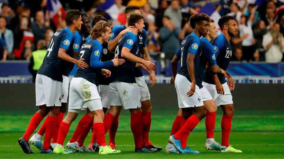 France show impressive squad depth in Albania and Andorra wins