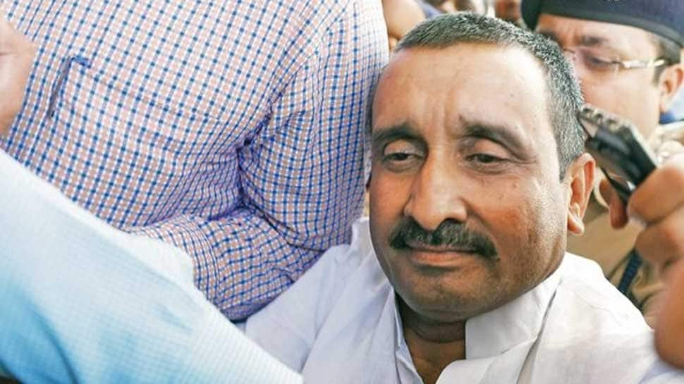 Unnao rape case survivor records statement in front of expelled MLA Kuldeep Sengar at AIIMS