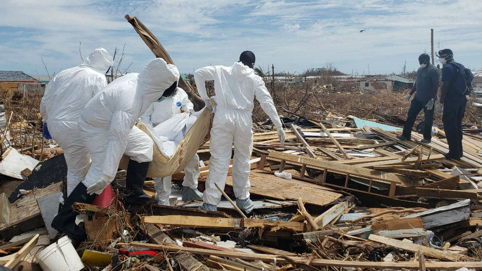 Hurricane Dorian's toll: Bahamas officials say 2,500 missing in storm's wake