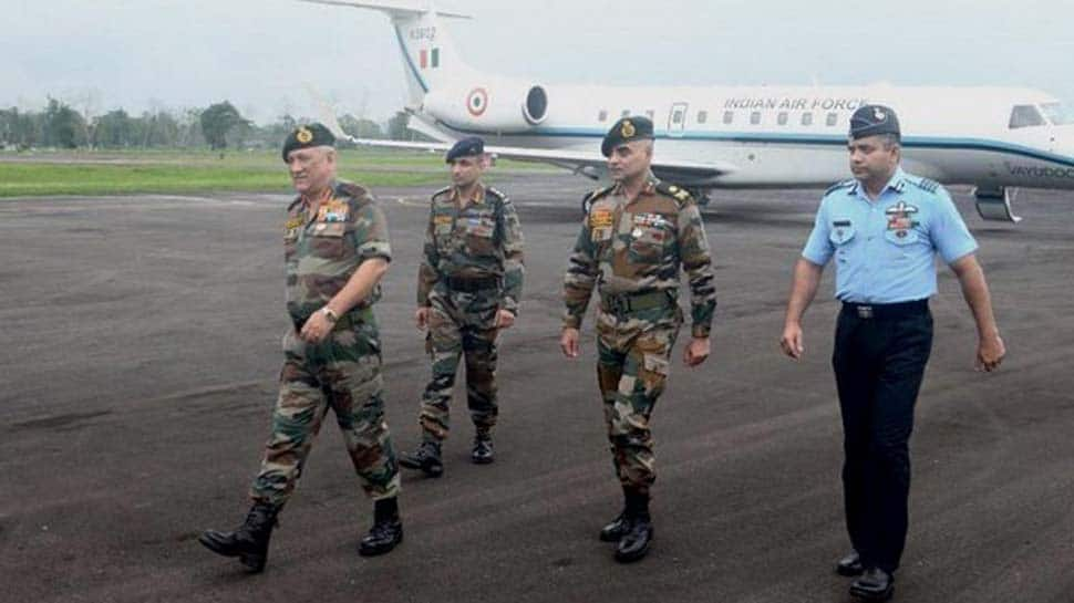Indian Army's Mountain Strike Corps, IAF to conduct joint military drill