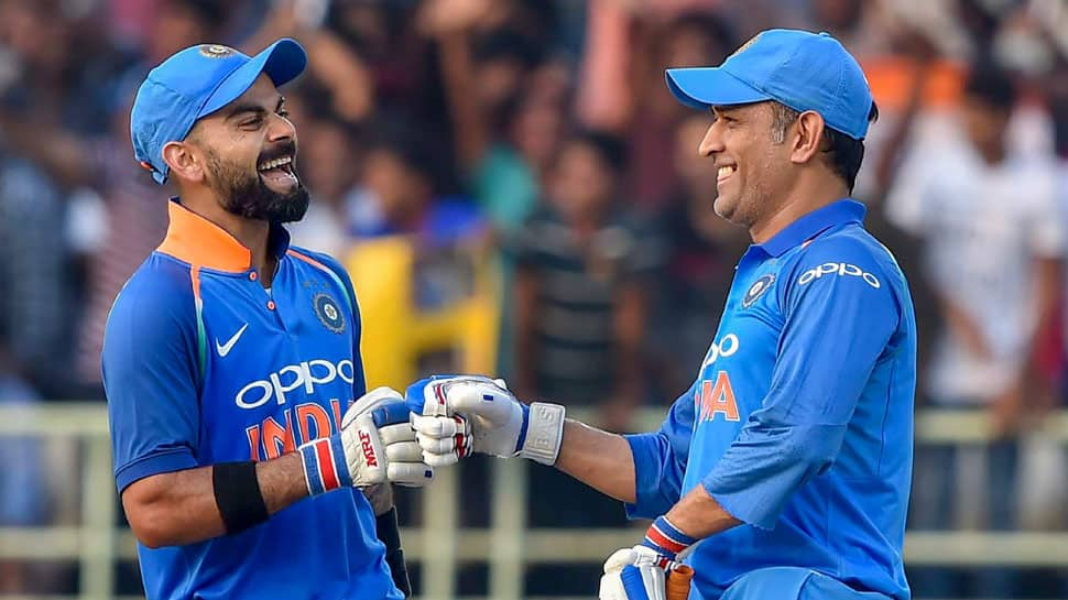 India captain Virat Kohli recalls game when MS Dhoni made him run like a fitness test