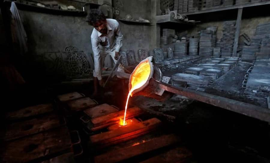 India's IIP growth at 4.3% in July, August retail inflation at 3.21%