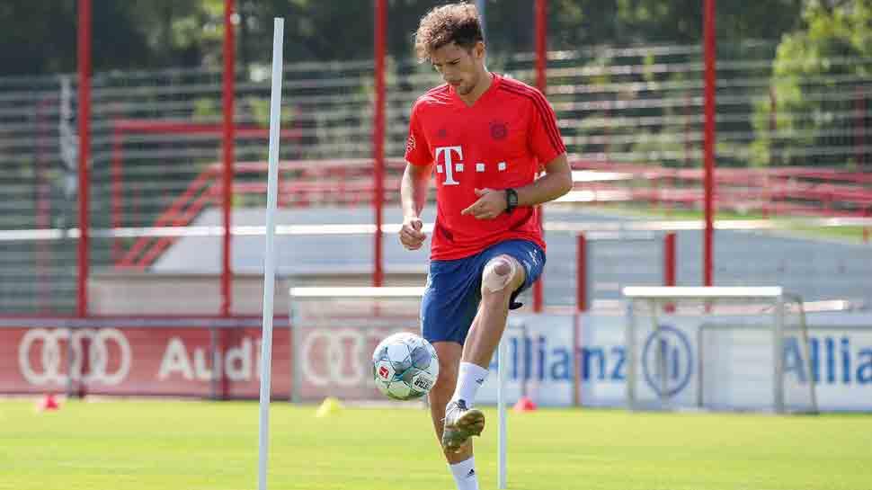 Bayern Munich without midfielder Leon Goretzka for RB Leipzig clash