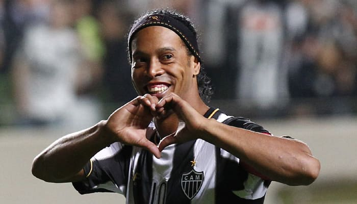 Ronaldinho agrees to friendly appearance for Colombia's Independiente Santa Fe