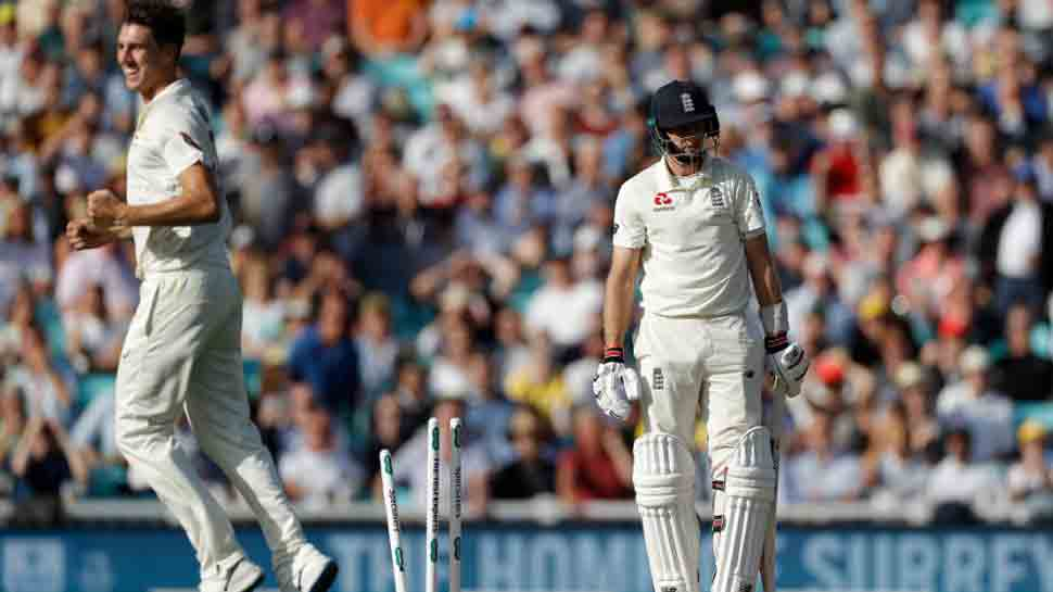 5th Ashes Test: England struggle to 271-8 after familiar collapse