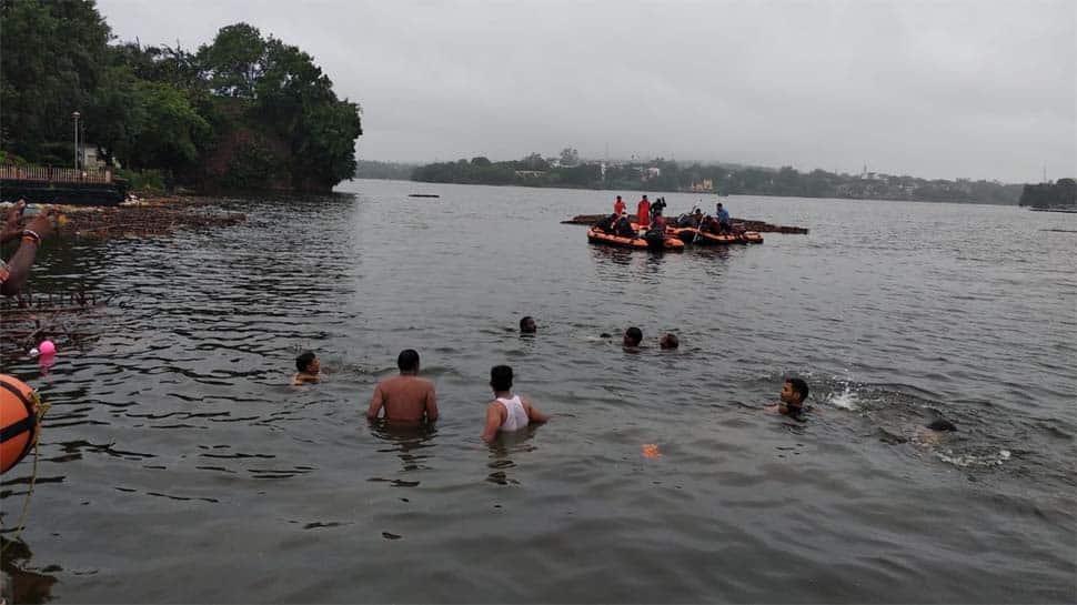 Madhya Pradesh: 11 dead after boat capsizes during Ganesh Visarjan in Bhopal