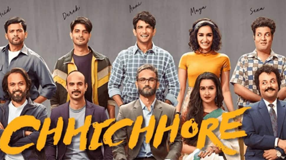 Sushant Singh Rajput-Shraddha Kapoor's 'Chhichhore' packs a solid punch at Box Office