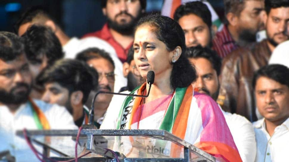 NCP MP Supriya Sule harassed, accosted by man on train; police takes action