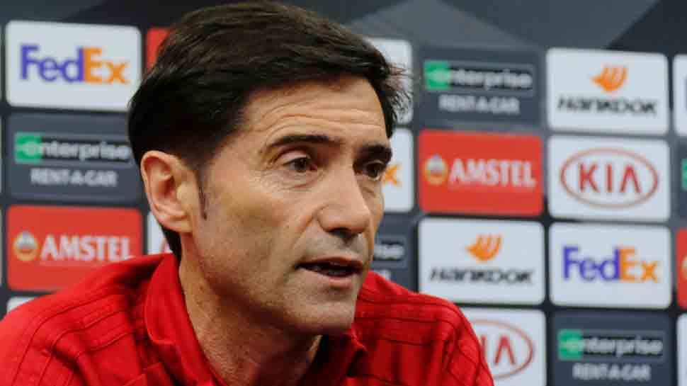 La Liga: Marcelino says Valencia sacking down to Copa del Rey victory