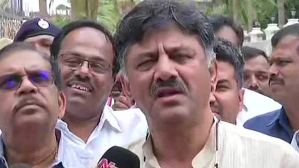 Karnataka Congress leader DK Shivakumar sent to ED custody till September 17 in PMLA case