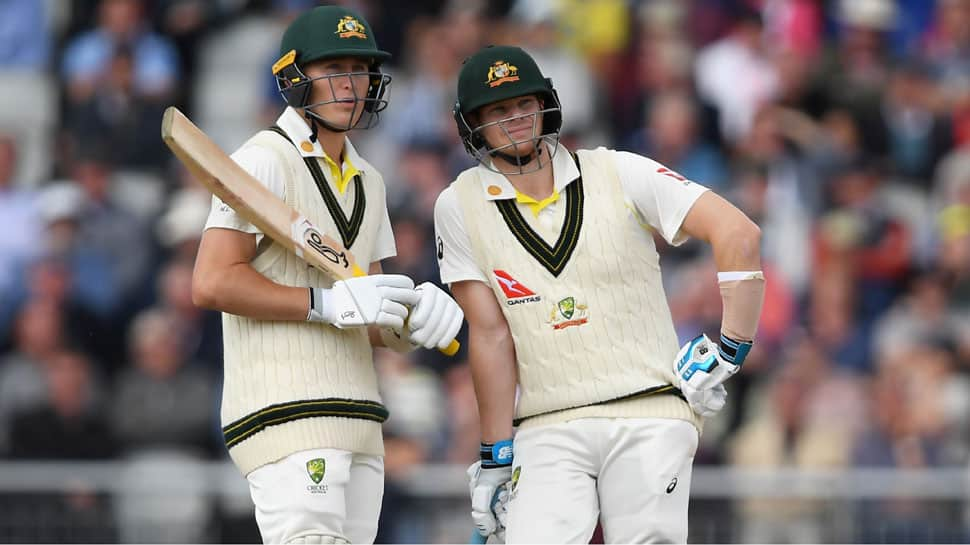 5th Ashes Test: Marnus Labuschagne, Steve Smith take Australia to 55/2 after early jolt