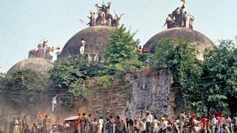 Ayodhya dispute: SC asks Muslim parties about their holy place's origin