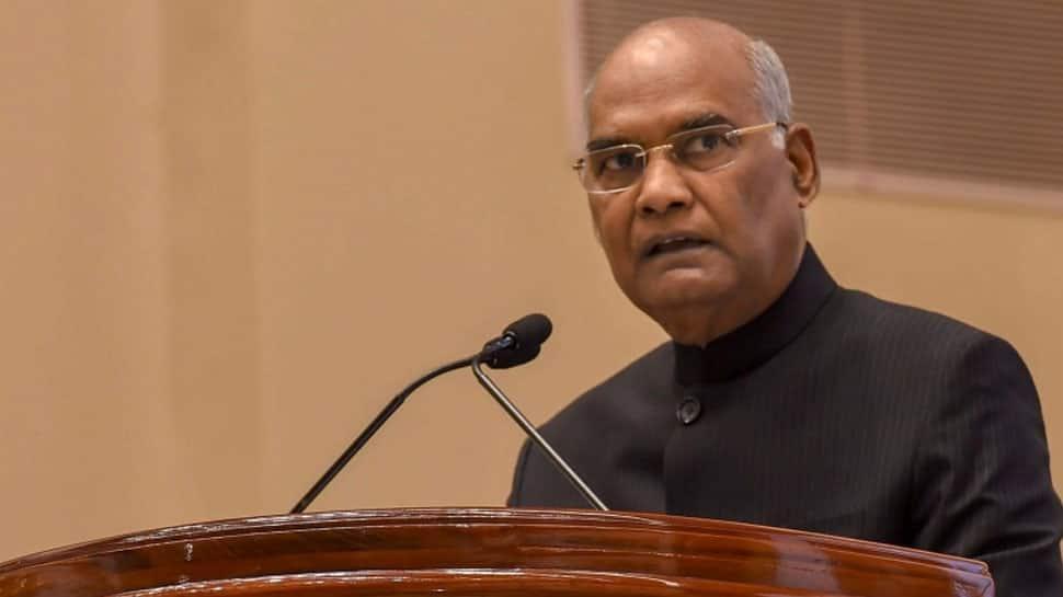 President Ram Nath Kovind says tax evasion, money laundering linked with terrorism, seeks Switzerland`s help