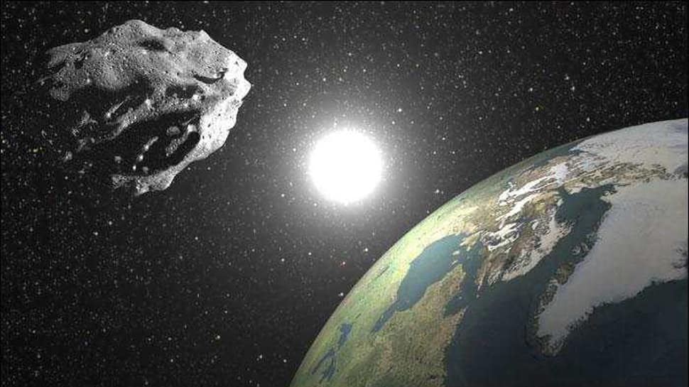 Two gigantic asteroids to fly safely by Earth over weekend: NASA