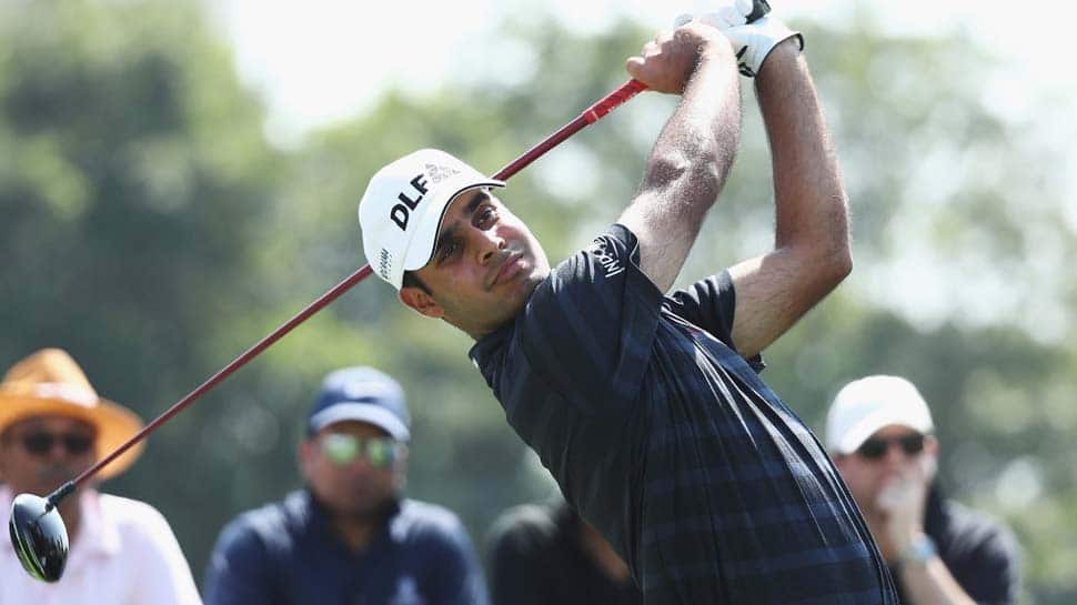 Shubhankar Sharma and Gaganjeet Bhullar make the cut on Day 2 of KLM Open