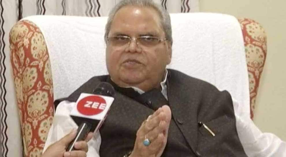 Situation in PoK bad, people will eventually move to J&K: Governor Satya Pal Malik
