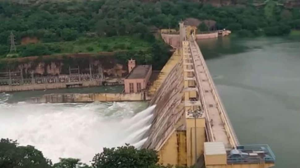 MP's Gandhisagar Dam reaches max levels, disaster management agencies alerted