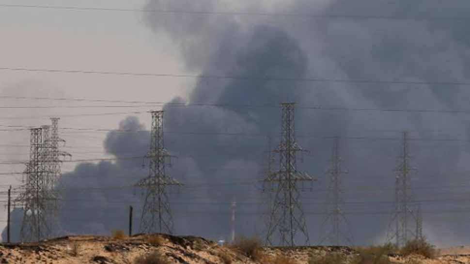 US blames Iran for attacks on oil plants in Saudi Arabia