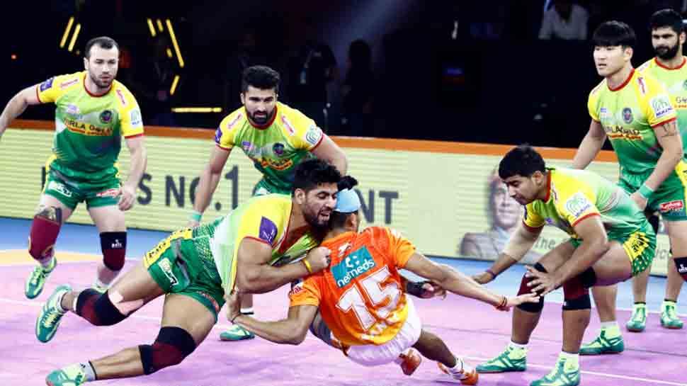 Pro Kabaddi League: Patna Pirates beat Puneri Paltan 55-33
