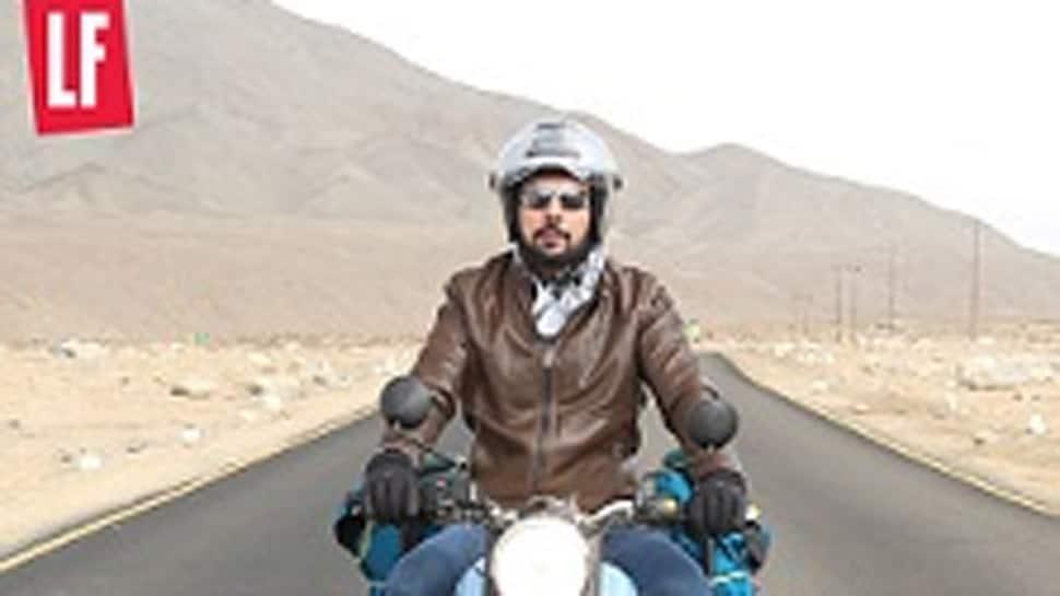 LF presents Himalayas – The Offbeat Adventure with 'Host & Storyteller' Ranveer Brar