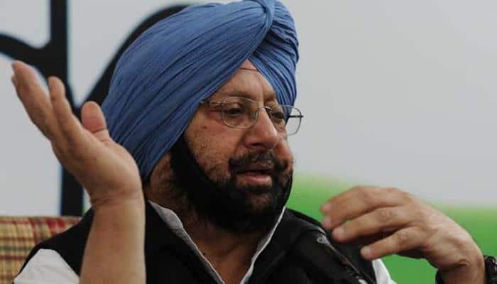 Punjab CM Amarinder Singh asks Harsimrat Badal to stop lying about Nanak event
