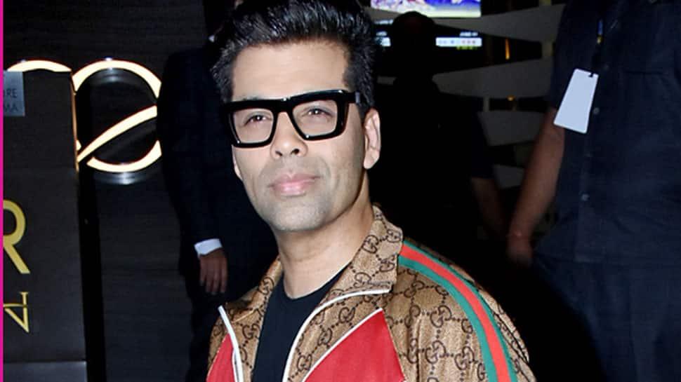 Karan Johar's personal wardrobe finds place in Angad Bedi's film