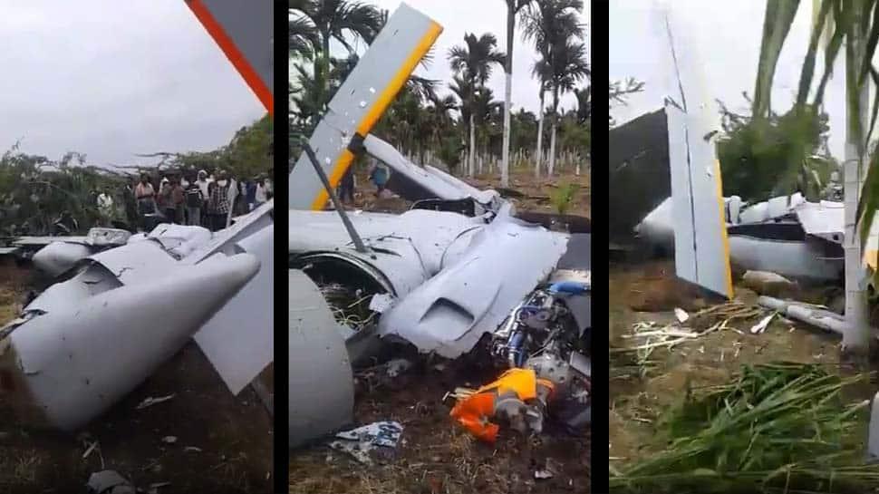 Image result for indian drone rustom 2 crash