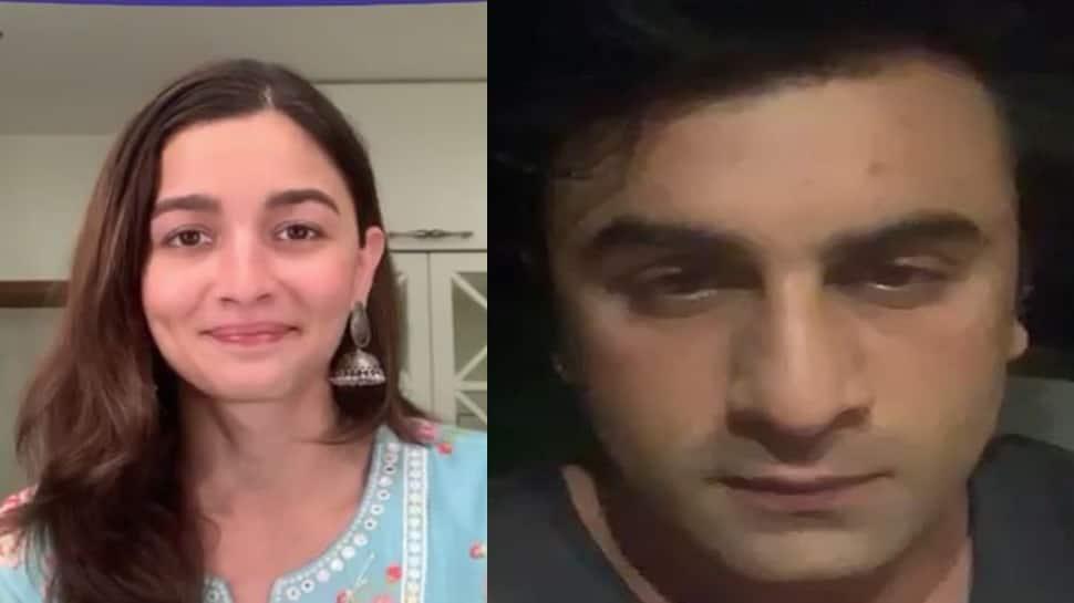 Sonam Kapoor shares video of lovebirds Ranbir Kapoor-Alia Bhatt revealing their lucky charms