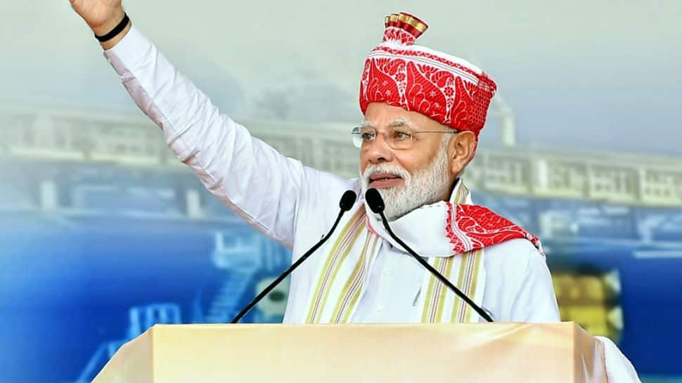 #HappyBirthdayPMModi, #HappyBirthdayNarendraModi trend on Twitter as PM Modi turns 69