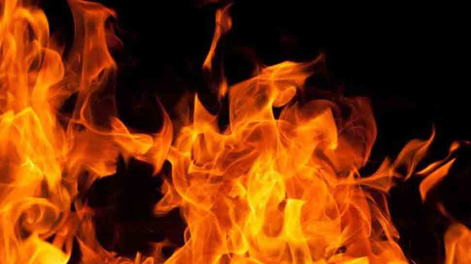 Dalit man thrashed, set blaze by girl's family members in Uttar Pradesh's Hardoi