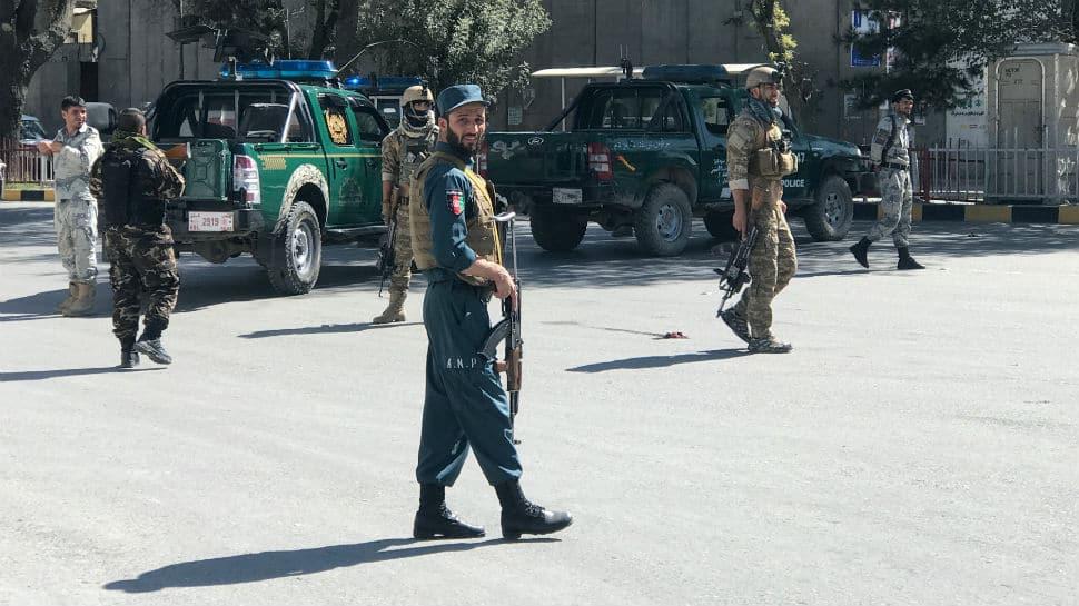 Blast kills 24 near Afghanistan President Ashraf Ghani's election rally