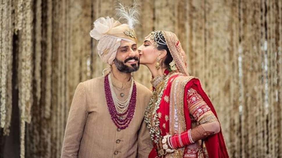 Sonam Kapoor: My husband is my lucky mascot