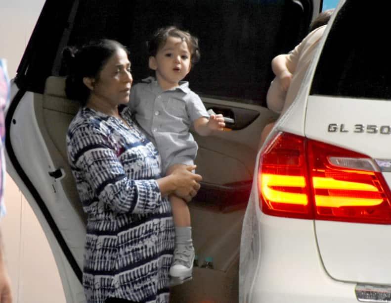 Sunny Leone's toddler