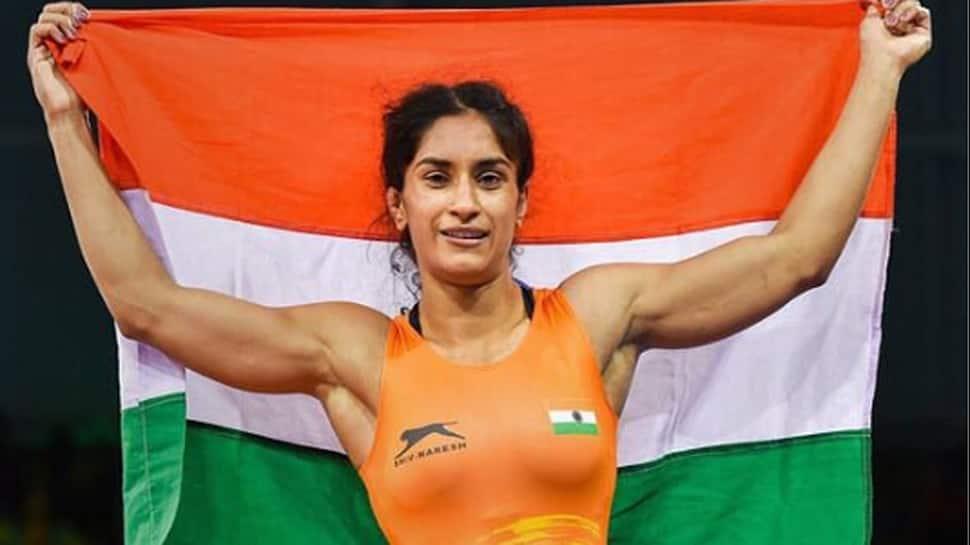 Indian wrestler Vinesh Phogat qualifies for 2020 Tokyo Olympics