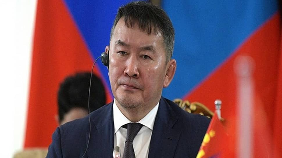 Mongolian President Khaltmaagiin Battulga on five-day visit to India from Thursday, to hold discussions on several issues