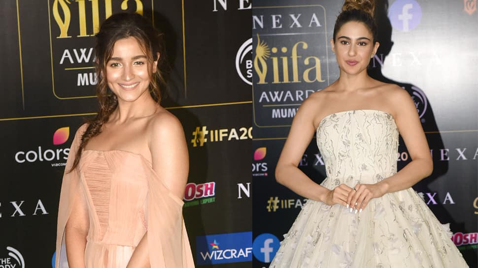 Alia Bhatt, Sara Ali Khan channel their inner princess at IIFA 2019—Pics