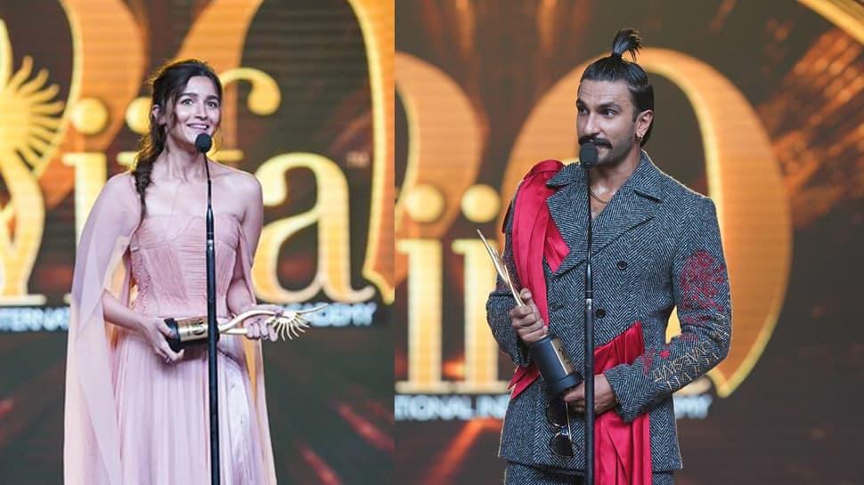 IIFA 2019: Full list of winners announced, Alia Bhatt for 'Raazi' and Ranveer Singh for 'Padmaavat' win big